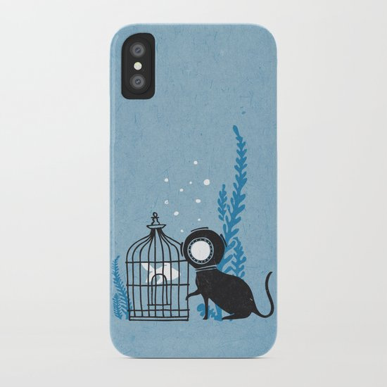 We can be friends iPhone Case