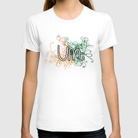 miami T-shirts featuring Miami by Tanie