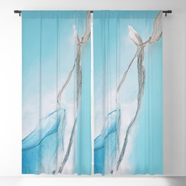 Brilliance in Synchronicity Blackout Curtain