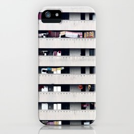 Immeuble face iPhone Case