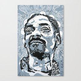 Snoop Canvas Print