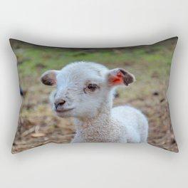 baa-lamb Rectangular Pillow