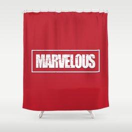 Super Duper Shower Curtain