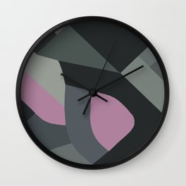 Langley 45 Wall Clock