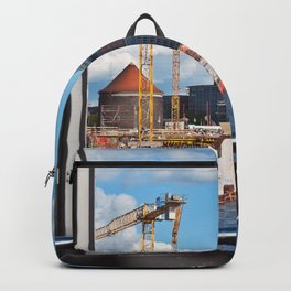 Port of Hamburg Backpack