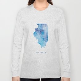 Illinois Long Sleeve T-shirt