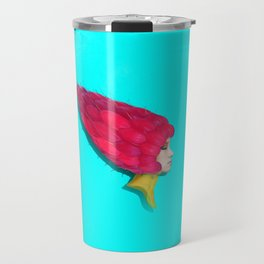 Red fairy Travel Mug