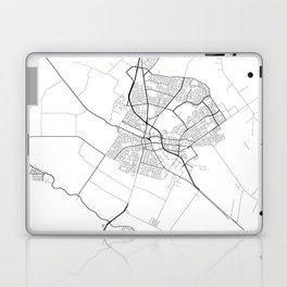Minimal City Maps - Map Of Salinas, California, United States Laptop & iPad Skin