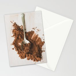 All of the chocolate Stationery Cards