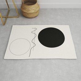 Abstract 07 Rug