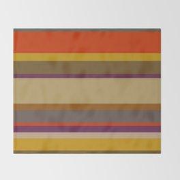 FOUR Throw Blanket