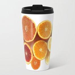 Citrus Rainbow Travel Mug
