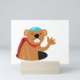 Gaston Mini Art Print