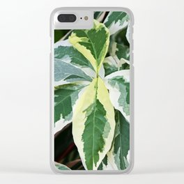 A Garden Unleashed I Clear iPhone Case