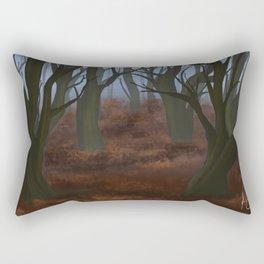 Autumn Woodland Rectangular Pillow