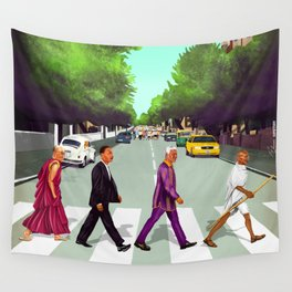 HIPSTORY - Come Together Wall Tapestry