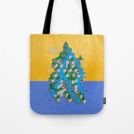 Ecubesystem Tote Bag