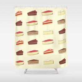 Gimme Cake Shower Curtain