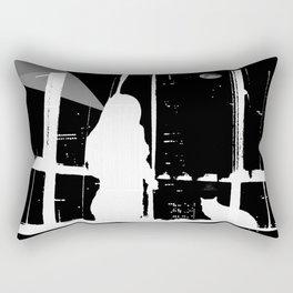 Midnight Call Rectangular Pillow