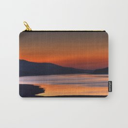 Lake Sherburne Carry-All Pouch