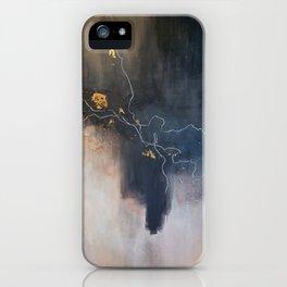 Unto Ashes iPhone Case