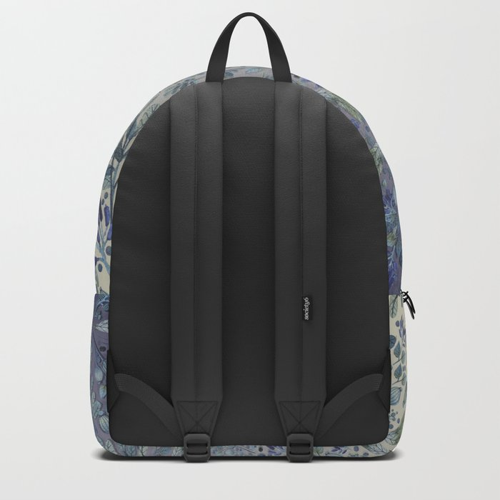 """Field of Lavender"" Backpack"