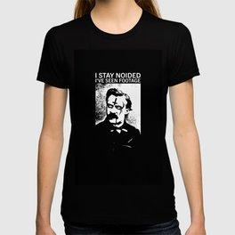 DEATH GRIPS // FRIEDRICH NIETZSCHE T-shirt