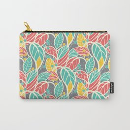 Leaves pattern 05 Carry-All Pouch