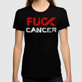 Awareness : Fuck CANCER #1 T-shirt