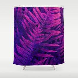 Ferns#2 Shower Curtain