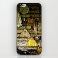 the mortal instruments iPhone & iPod Skins featuring Folk musical instruments by digital2real