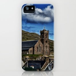 Barra Church iPhone Case