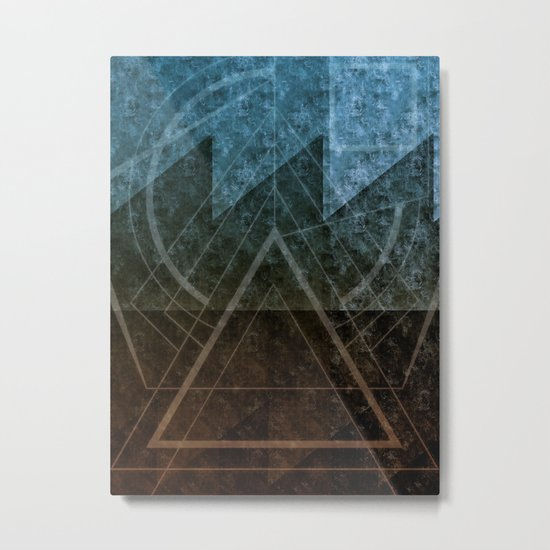 Anywhere your mind can wander. Metal Print