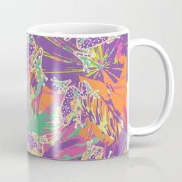 Tropical summer rainforest party Coffee Mug