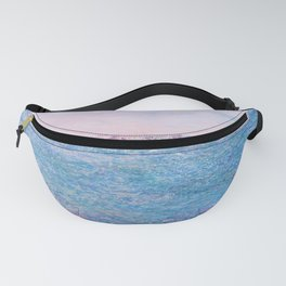 Bayside Oil Pastel 2 Fanny Pack