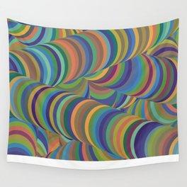 21st Century Tie-Die Wall Tapestry