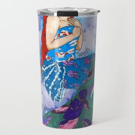Little Fanmaid Travel Mug