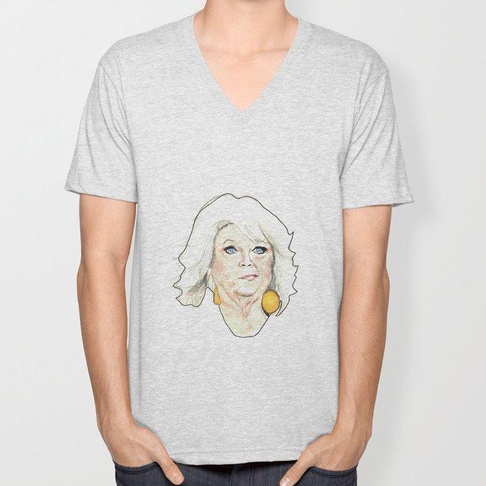 Paula Deen Unisex V-Neck