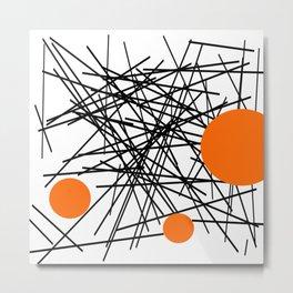 Geometry 16 Metal Print