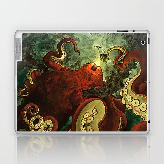The Indrigan Beast Laptop & iPad Skin