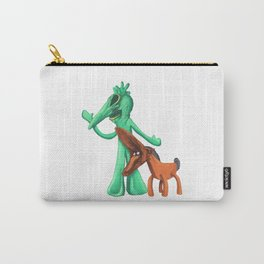 Gumbyjuice Carry-All Pouch