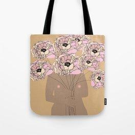 Flor Garduno Tote Bag