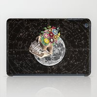 novelty iPad Cases featuring Universe Striving for Novelty by Eugenia Loli