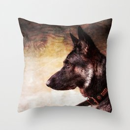 The magic of Love Throw Pillow