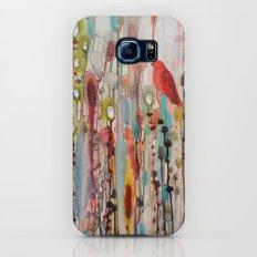 la vie comme un passage Galaxy S8 Slim Case