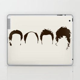 Seinfeld Hair Laptop & iPad Skin