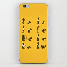 Please Pick Up After Your Pets iPhone Skin