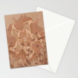 Drought Sunrise Stationery Cards