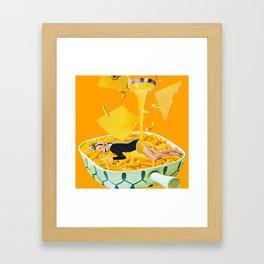 Cheese Dreams Gerahmter Kunstdruck