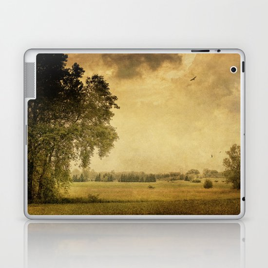 Prairie Field Laptop & iPad Skin